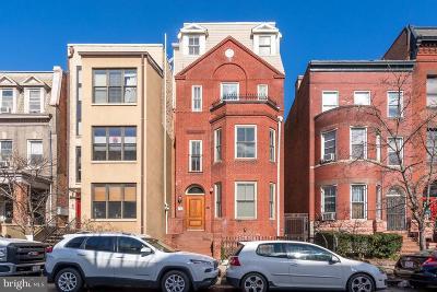 Washington Condo For Sale: 1459 Harvard Street NW #2