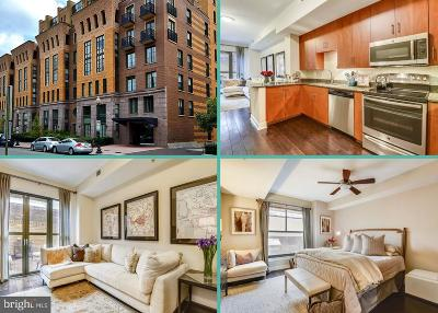 Washington Condo For Sale: 910 M Street NW #123