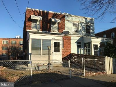 Single Family Home For Sale: 5111 12th Street NE