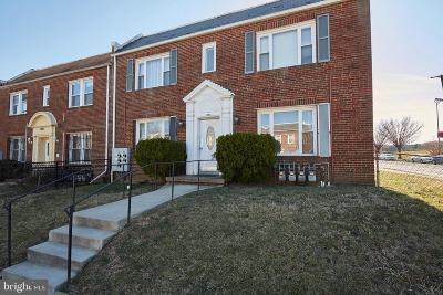 Washington Multi Family Home For Sale: 1901 Constitution Avenue NE