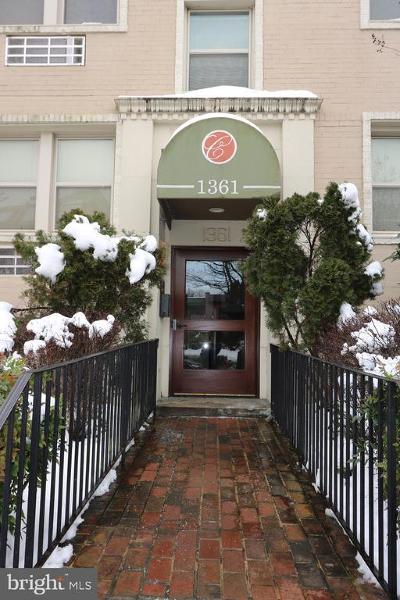 Rental For Rent: 1361 K Street SE #102