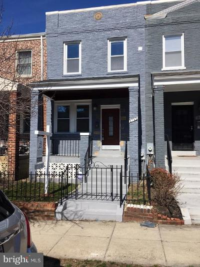 Washington DC Single Family Home For Sale: $695,000