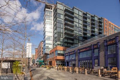 Washington Condo For Sale: 45 Sutton Square SW #804