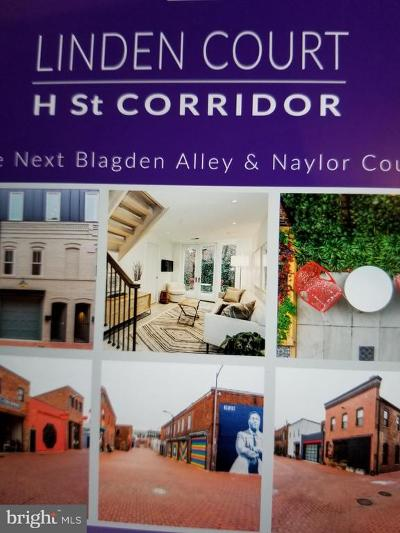 H Street Corridor Townhouse For Sale: 1315 Linden Court NE