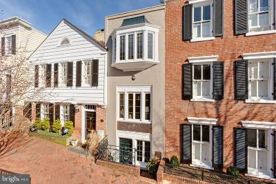 Georgetown, Georgetown Heights Townhouse For Sale: 1239 30th Street NW
