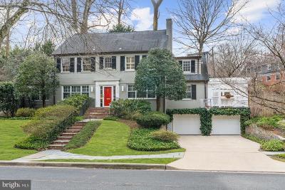 Washington Single Family Home For Sale: 5132 Rockwood Parkway NW