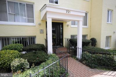 Congress Heights Condo Under Contract: 721 Brandywine Street SE #B3