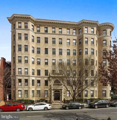 Logan Circle Condo For Sale: 1115 NW 12th Street NW #601