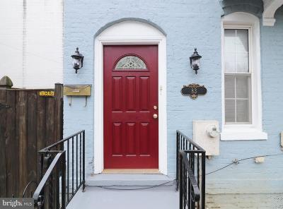 Old City #2 Townhouse For Sale: 83 O Street NW