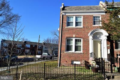 Washington DC Multi Family Home Under Contract: $499,999