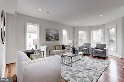 Brookland Single Family Home For Sale: 1211 Evarts Street NE