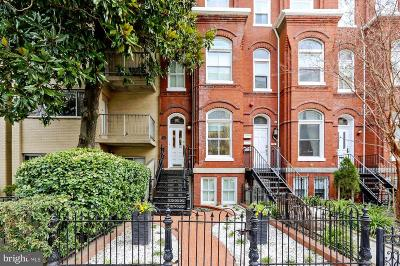 Washington DC Townhouse For Sale: $1,790,000