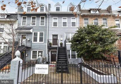 Capitol Hill Townhouse For Sale: 426 15th Street NE