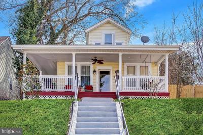 Brookland Single Family Home For Sale: 1305 Girard Street NE