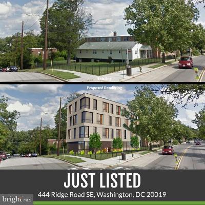 Washington Single Family Home For Sale: 444 Ridge Road SE