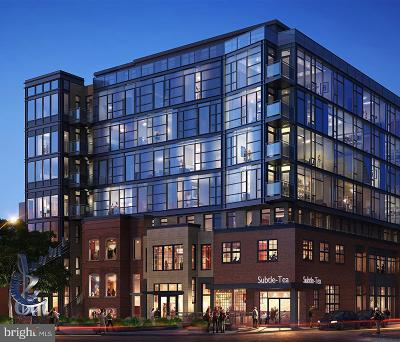 Shaw Condo For Sale: 618 T Street NW #510