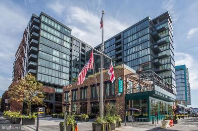 Rental Active Under Contract: 45 Sutton Square SW #807