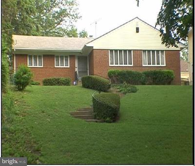 Shepherd Park Single Family Home For Sale: 7116 Alaska Avenue NW