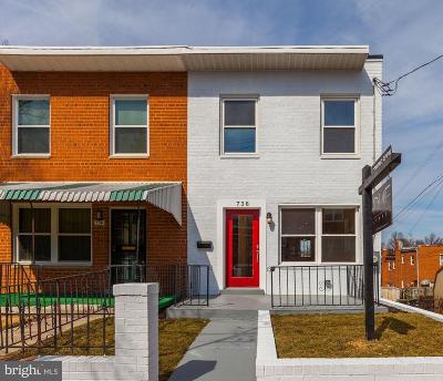 Washington DC Single Family Home For Sale: $579,990
