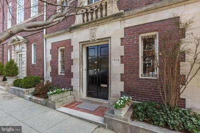 Washington DC Townhouse For Sale: $2,995,000