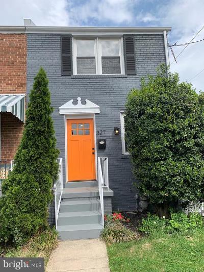 Washington Single Family Home For Sale: 327 63rd Street NE