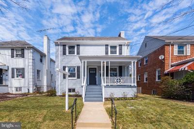 Washington Single Family Home For Sale: 1728 Allison Street NE