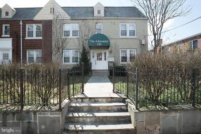 Washington Single Family Home For Sale: 330 Delafield Place NW #3