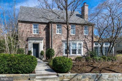 Washington Single Family Home For Sale: 2825 McGill Terrace NW