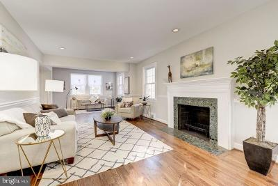 Brightwood Single Family Home For Sale: 1351 Underwood Street NW