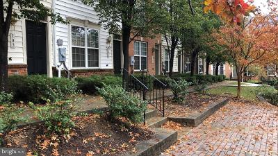 Congress Heights Townhouse For Sale: 103 Danbury Street SW