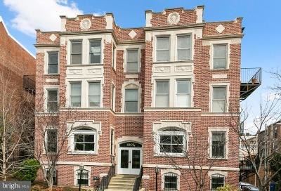 Washington Condo For Sale: 1807 California Street NW #104