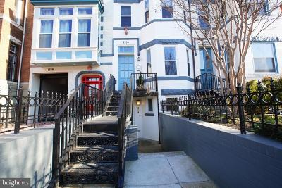 Columbia Heights Condo For Sale: 1330 Park Road NW #A