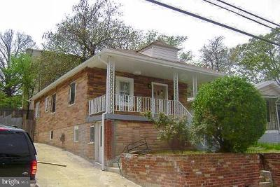 Single Family Home Under Contract: 5017 Ayers Place SE