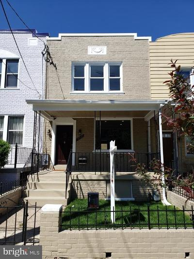 Petworth, Petworth/16th Street Heights, Petworth/Brightwood, Petwoth Townhouse For Sale: 4930 7th Street NW