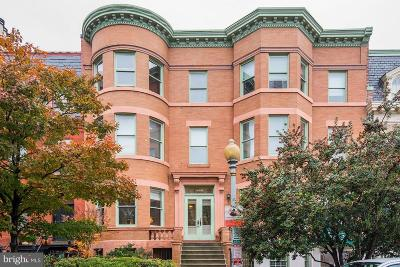 Dupont Circle Condo For Sale: 1426 21st Street NW #S-6