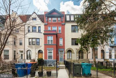 Columbia Heights Condo For Sale: 1360 Kenyon Street NW #4