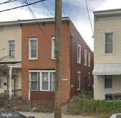 Washington Single Family Home For Sale: 2304 Nicholson Street SE