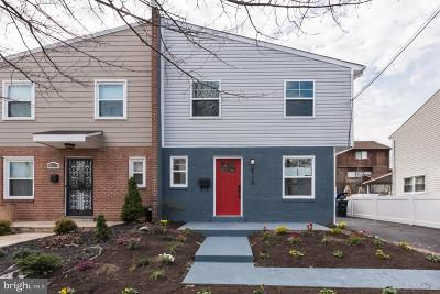 Brookland Single Family Home For Sale: 4718 7th Street NE
