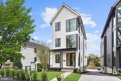 Washington Single Family Home For Sale: 1516 Foxhall Road NW