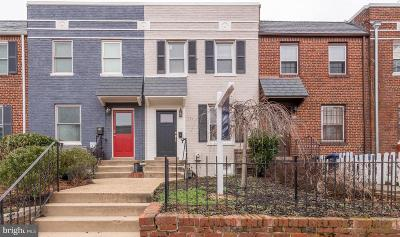 Townhouse For Sale: 714 5th Street SE
