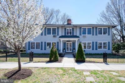 American University Park Single Family Home For Sale: 4348 Ellicott Street NW