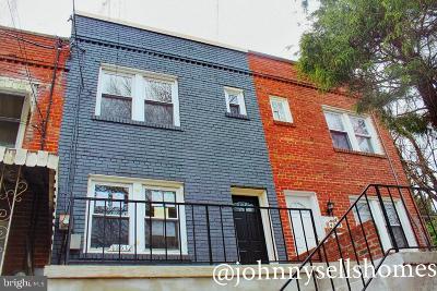 Washington Townhouse For Sale: 4251 Gault Place NE