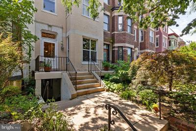 Adam Morgans, Adams Morgan, Adams Morgan/Meridian Hill Multi Family Home For Sale: 1916 Calvert Street NW