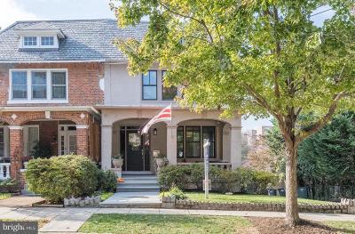 Washington Single Family Home For Sale: 2820 Bellevue Terrace NW