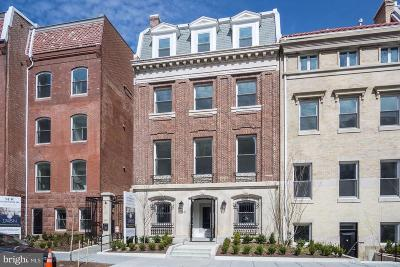 Dupont Circle Condo For Sale: 1745 N Street NW #208