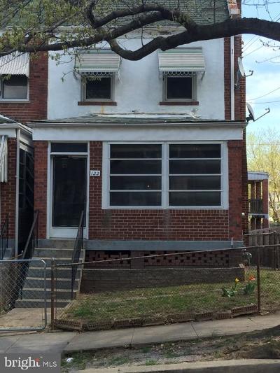 Washington Single Family Home Active Under Contract: 122 53rd Street SE