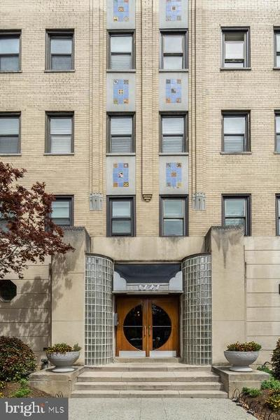Dupont Circle Condo For Sale: 1727 R Street NW #103