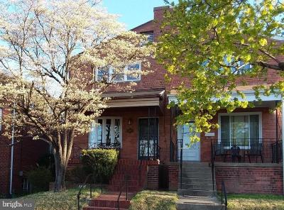 Single Family Home Active Under Contract: 804 Hamilton Street NE