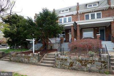 Single Family Home For Sale: 5237 Kansas Avenue NW