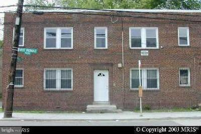 Rental For Rent: 1904 West Virginia Avenue NE #1 AND 2